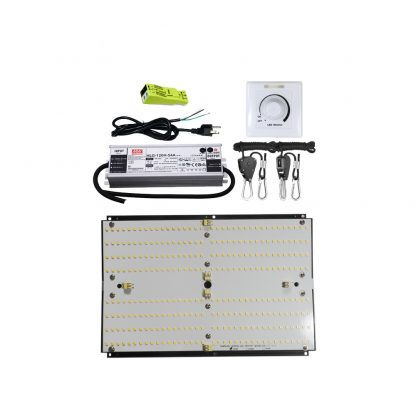 LED Grow Light - 120W Full Spectrum with Dimmer Switch - HdGrowLights