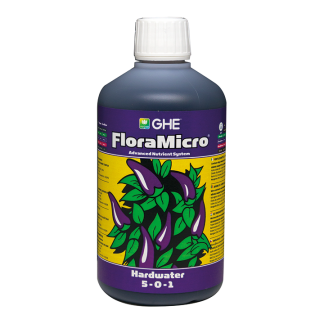 GHE Flora Micro Softwater - HdGrowlights