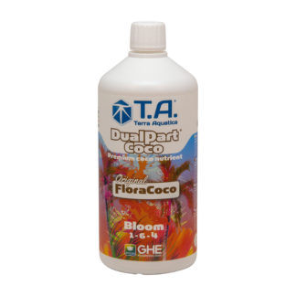 HdGrowLights Nutrients - T.A DualPart Coco - Grow and Bloom