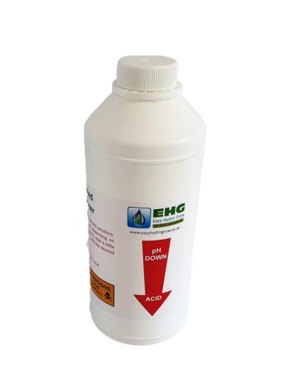 HdGrowLights Nutrients - Ph Down 1L for sale