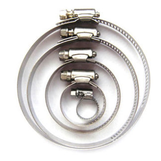 HDGrowLights - Ducting clamps example