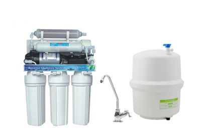 HdGrowLights - 7-Stage-Reverse-Osmosis--with-Pump