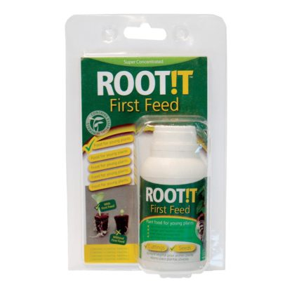 HDGrowLights - ROOT !T First Feed 125ml - plant food for young plants