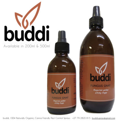 HdGrowLights - buddi Spray Fungus Gnat