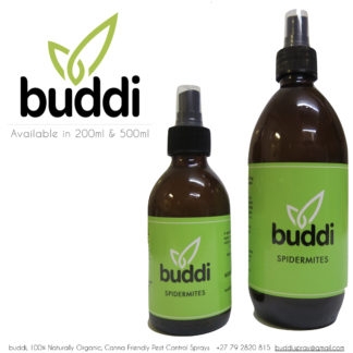HdGrowLights - buddi Pest Control Spray Spidermites