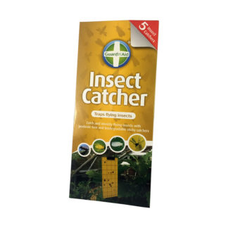 HDGrowLights - Guardn' Aid Insect Catcher 5 double sided glue sheets